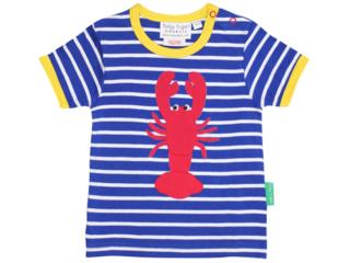 Kinder T-Shirt Hummer-gestreift