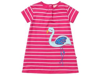 """Baby und Kinder Kleid """"Flamingo"""""""