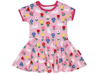 Kinder Kleid Blümchen