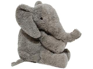 Kinder Körnerkissen Kuscheltier, Bio-Kirschkerne (kbA), Elefant klein
