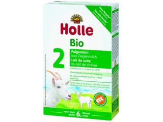 Bio-Folgemilch auf Ziegenmilchbasis 2