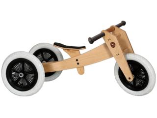 Dreirad / Holzlaufrad 3-in-1 Wishbone Bike Classic