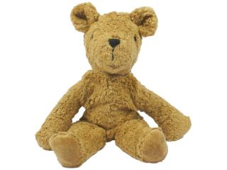 Teddybär Kuscheltier, klein beige
