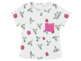 Kinder T-Shirt UV Schutzkleidung UV 50 Kolibris