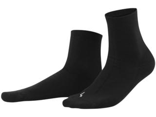 Unisex Sportsocken schwarz