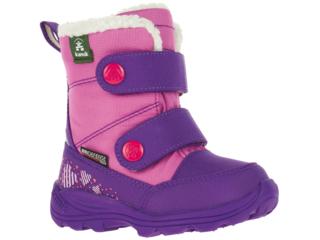 "Kinder Winterstiefel ""Pep"" purple"