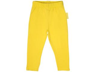 Baby und Kinder Leggings gelb