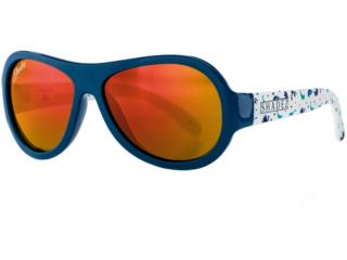 """Baby und Kinder Sonnenbrille """"Dino Blue"""""""