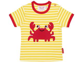 Baby und Kinder T-Shirt Krebs