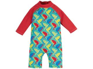 Baby und Kinder Badeanzug UV Schutzkleidung UV 40 plus pacific