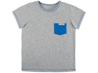 Baby T-Shirt UV Schutzkleidung UV 50 grau