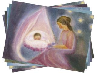 Postkarten Zur Geburt