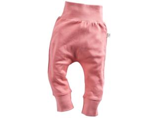 Baby Leggings Bio-Baumwolle rosa