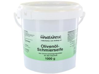 Olivenöl-Schmierseife pastös