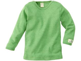 Langarm-Schlupfhemd grün