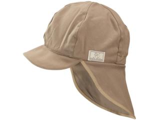 Baby und Kinder Mütze Felix UV-40 taupe
