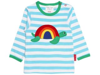Baby und Kinder Langarmshirt Turtles