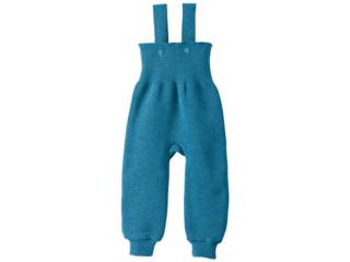 Baby Hose mit Trägern blue