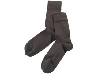 Unisex feine Socke anthrazit