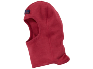 Baby und Kinder Helmmütze Schlupfmütze Bosse rot