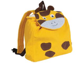 Kinderrucksack Bio Baumwolle Giraffe