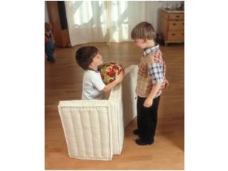 Klappmatratze (Kapok) für Kinder (60x120 cm)