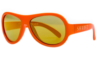 "Kinder Sonnenbrille Teeny ""orange"""