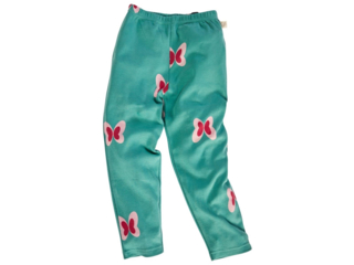 Kinder Leggings Bio-Baumwolle Schmetterling