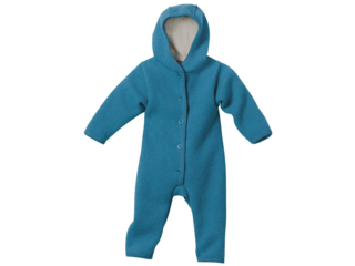 Baby Walk-Overall blue