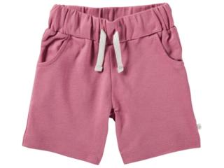 Kinder Shorts Bio-Baumwolle beere