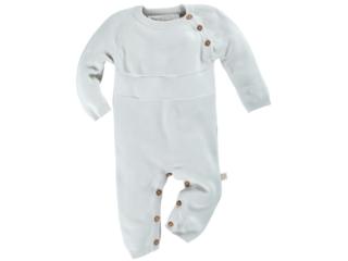 Baby Overall Strick-Qualität zartmint