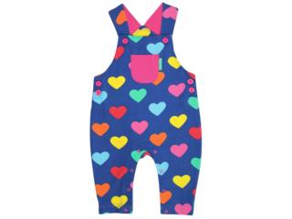 Baby und Kinder Latzhose Herz