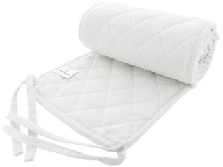 Nestchen Babybett Bio-Baumwolle offwhite