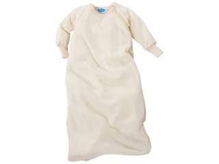 Schlafsack Baby, Schurwolle (kbT)/Seide, natur