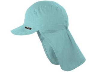 Baby und Kinder Sonnenschutz Mütze UV 30 mint
