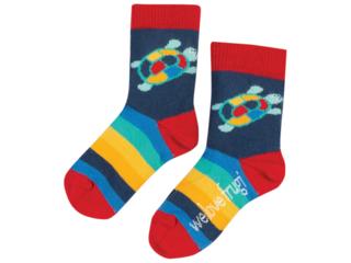 Kinder Socken Regenbogen