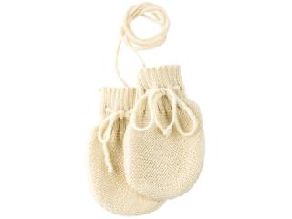 Baby Handschuhe natur
