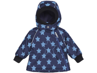 "Baby und Kinder Winterjacke ""Liri"" dunkel blau"