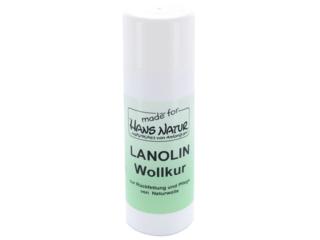Lanolin-Wollkur