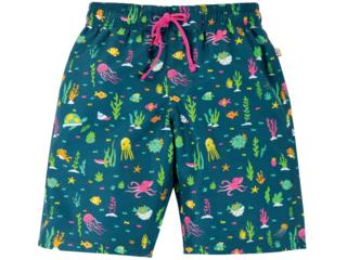 Kinder Badehose UV Schutzkleidung UV 50 plus Korallenriff