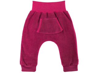 Baby Hose Nicky rote beete