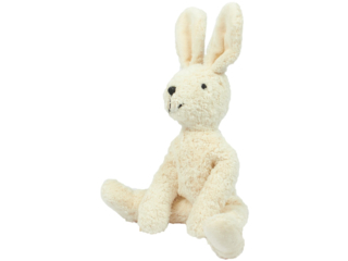 Kuscheltier Hase, klein, weiß