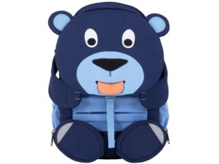 """Kindergartenrucksack Großer Freund """"Bela Bär"""" blau"""