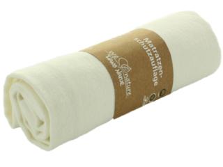 Matratzenauflage Bio-Baumwolle natur