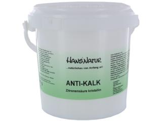 Anti-Kalk (100% reine Zitronensäure)