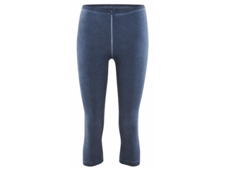 "Damen Leggings ""Ellen"" 3/4 Länge indigo blue"