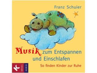 Musik zum Entspannen und Einschlafen. So finden Kinder zur Ruhe