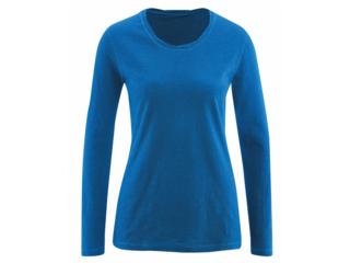 "Damen Langarm-Shirt ""Bella"" royal blue"