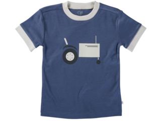 Kinder T-Shirt Bio-Baumwolle Traktor