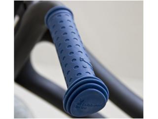 Wishbone Bike Lenker Griffe blau